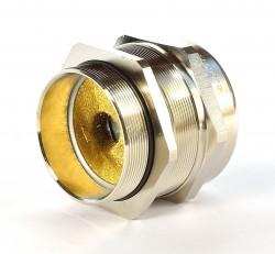 Kabelverschraubung Messing M63 Lapp SKINTOP® MS-M Brush 63x1,5plus