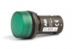ABB CL-523G Meldeleuchte m.integr.LED grün 1SFA619402R5232
