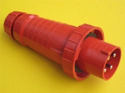 ABL CEE Stecker 125A 4 polig 6h ip67 S44.35
