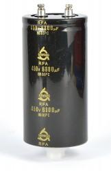 Samyoung Hochleistungskondensator (ELKO) RFA 450V/6800 µF 85°C