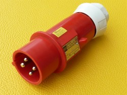 Stahl 8575-12-406 CEE Stecker ex 4 polig 16A 380V