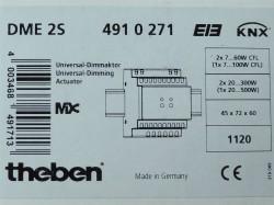 Theben DME2S Universal Dimmaktor 4910271