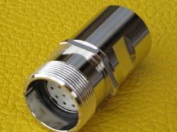 Lapp Epic Circular Connectors Zylin R2.5 Stecker f 17pol. 00010247
