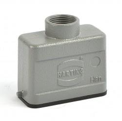 Harting Han 10A-GG-13,5 Tüllengehäuse 09200101440