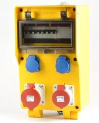 Mennekes 7201270 Stromverteiler EVER GUM Fi63A
