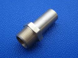 John Guest MW052206N  Messingtülle 22mm 3/4 Aussengewin