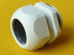 Kabelverschraubung M50 Kleinhuis Ipon 32-38mm lichtgrau Ral 7035