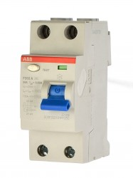 ABB F202A-25/0,03 Fehlerstromschutzschalter 2CSF202101R1250