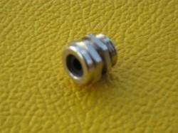 Kabelverschraubung Messing PG9 Klemmbereich 3-5mm