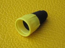 (Grundpreis 0,79€/Stk.) 10 Stück Neutrik BSX -4 Farbkappe Tülle gelb für X-Serie