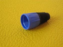 (Grundpreis 0,79€/Stk.) 10 Stück Neutrik BSX -6 Farbkappe Tülle blau für X-Serie