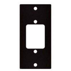 Modul 1/10 für Kaltgerätestecker male Modulsystem