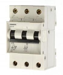 Siemens 5SX2306-7 Sicherungsautomat C6 400V T55, 6kA 3polig