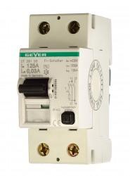 Geyer EF 281 DD Fi Schalter 125A 0,03 2 polig