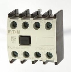 Eaton DILM150-XHI22 Hilfsschalter 2 Öffner/ 2 Schließer MSAA277950