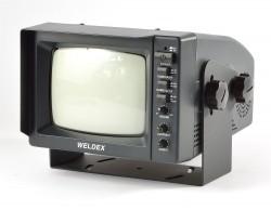 """Weldex WDRV-3005M 5"""" S/W Monitor mit Audio"""