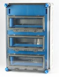 Hensel MI 1333 Automatengehäuse 36TE