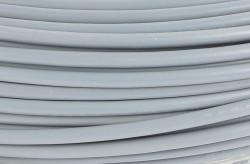(Grundpreis 0,179€/m) 100m Ring H07V-K 1,5mm² grau Einzelader Litze Schaltlitze Kabel