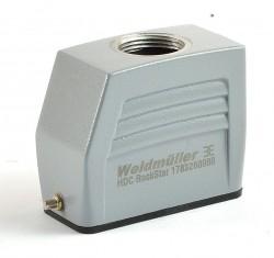Weidmüller HDC-HA10-TOLU 1PG16 Tüllengehäuse A10 / Rockstar