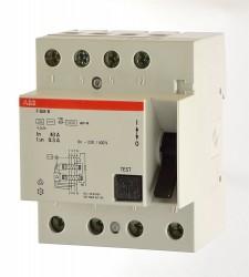 ABB F804B -63/0,03AP-R Fi 63A 0,03A Allstrom sensitiv 2CSF804691R1630 / Verpackung beschädigt