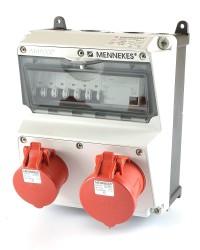 Mennekes 920022 Amaxx Stromverteiler ip44 16/32/Fi