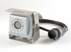 Waeco CAM26C1 Farbkamera HD Heavy-Duty Rückfahrkamera CAM26