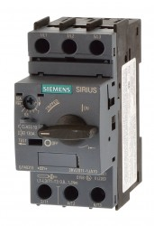 Siemens 3RV2011-1GA10 Leistungsschalter 4,5-6,3A