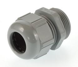 Kabelverschraubung M40 Lapp SKINTOP® ST-M40x1,5 silbergrau