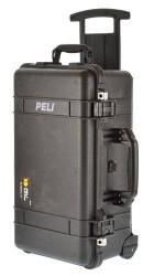 Peli 1510 1514 schwarz mit Trennwandsystem 1510-004-110