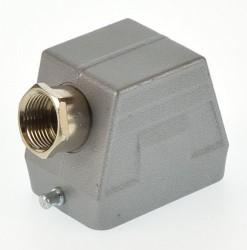 Weidmüller HDC-HB6-TSVL-M20 Tüllengehäuse B6 , mit Messingstutzen
