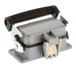 Weidmüller HDC-HB10-ADVL Anbaugehäuse mit Deckel B10