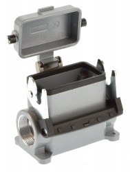 Weidmüller HDC-HBD24-SDVL-2xM32 hohes Sockelgehäuse B10