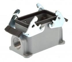 Weidmüller HDC-HB10-SVU-2/25 Sockelgehäuse B10