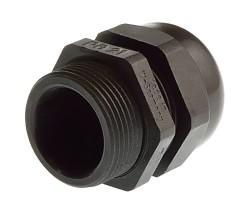 Kabelverschraubung PG21 Hummel 13-18mm schwarz