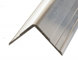 Kantenschutz 33x33x2,5 Aluminium Winkelprofil