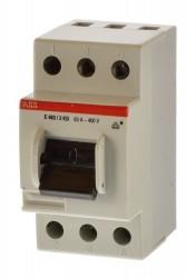 ABB E463/3KB Ausschalter 3 polig Hauptschalter 2CCE160300R0131
