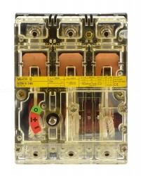 Moeller NZM6-160 Leistungsschalter160A 3polig