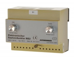 ALTENBURGER 50.13.014 NS2 / gebraucht/ Elektronischer Saalverdunkler