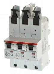 ABB S751/3 - E50 SHU 3er Block S751 Hauptsicherungsautomat 2CDS781001R4502