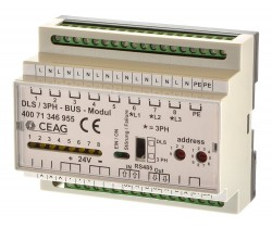 Ceag DLS 3PH-Bus-Modul Ceag Nr. 40071346955 / KW19/2015