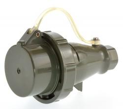 Mennekes 20452 CEE Stecker TM 16A 5p ip67 BW