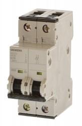 Siemens 5SY7210-7 Sicherungsautomat C10 2p 15KA