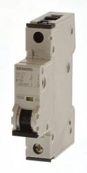 Siemens 5SY8106-7 Sicherungsautomat C6 50KA