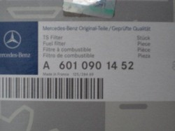 Kraftstofffilter  Mercedes Sprinter 412 BM904 original