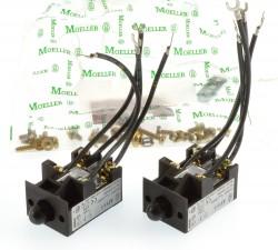 Moeller NHI22-NZM12 Normal Hilfsschalter