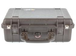 Peli 1500 1504 schwarz mit Trennwandsystem Koffer Kamerakoffer