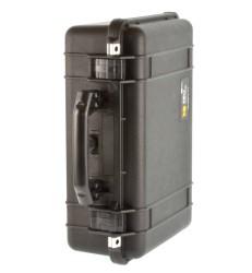 Peli 1500 schwarz mit Würfelschaumstoff  Kamerakoffer Pelicase