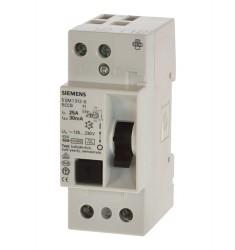 Siemens 5SM1312-6 Fi 25A 0,03A Fi Schalter 55T