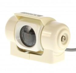 Waeco CAM50CW Farb CCD Kamera weiß (Pal) mit Led