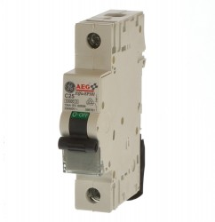 AEG GE EP101B16 Leitungsschutzschalter B16 10KA 678265